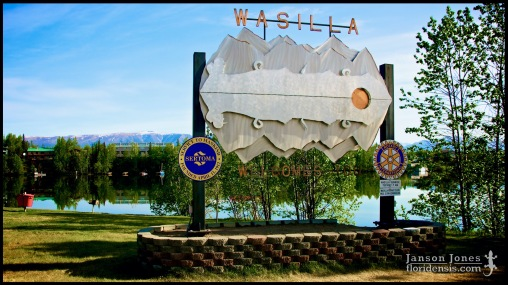 Wasilla, photographed in Matanuska-Susitna Borough, Alaska (31 May 2011). Day 01 of the 2011 Roadtrip from Alaska to Florida (Mile 0041 of 7221).